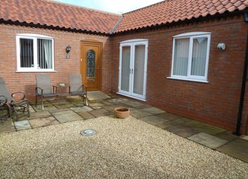 Thumbnail 2 bed detached bungalow to rent in Monks Dyke Road, Louth