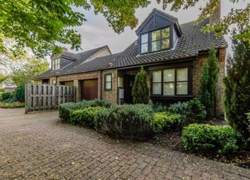 Thumbnail 3 bed link-detached house for sale in Foxton, Cambridge, Cambridgeshire