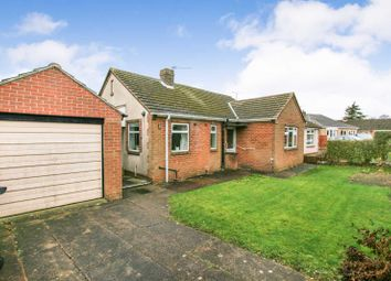 Thumbnail 3 bedroom bungalow for sale in Highfields Crescent, Dronfield, Derbyshire