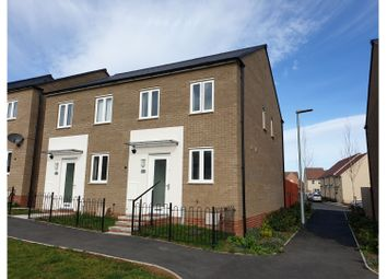 2 bed semi-detached house for sale in Shackleton Road, Yeovil BA21