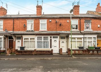 Thumbnail 2 bedroom terraced house for sale in Smith Street, Dudley
