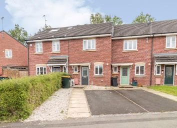 Thumbnail 2 bed terraced house for sale in Crocus Close, Rogerstone, Newport