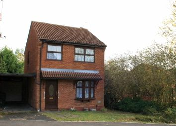 Thumbnail 3 bed detached house to rent in Rangeworthy Close, Redditch