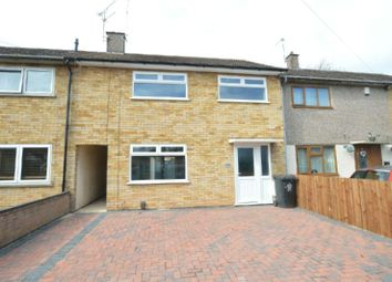 3 bed terraced house for sale in Monmouth Drive, Glen Parva, Leicester LE2