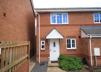 Thumbnail 2 bed end terrace house for sale in Queen Street, Darlaston, Wednesbury
