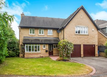 Thumbnail 5 bed detached house for sale in Southern Wood, Worksop