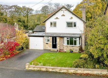 Thumbnail 3 bed detached house for sale in Hartwith Avenue, Summerbridge, North Yorkshire
