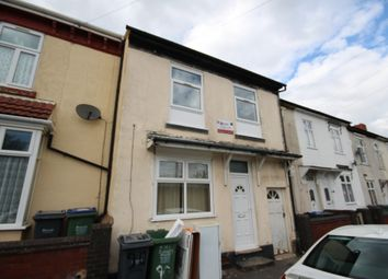 Thumbnail 4 bed terraced house for sale in Broomfield, Smethwick
