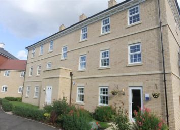 Thumbnail 1 bed flat for sale in Jubilee Crescent, Needham Market, Ipswich
