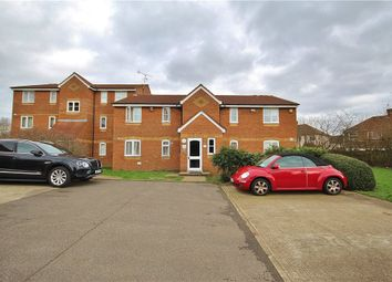Thumbnail 2 bed flat for sale in Redford Close, Feltham, Surrey