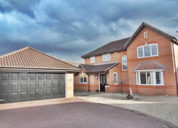Thumbnail 4 bed detached house to rent in Bramblewick Drive, Littleover, Derby
