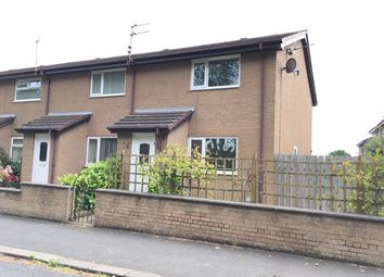 Thumbnail 2 bedroom terraced house to rent in Park Close, North Broomhill, Morpeth