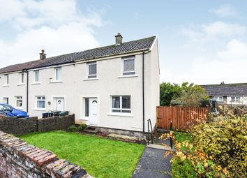 Thumbnail 2 bed end terrace house for sale in Drumleyhill Drive, Hurlford, Kilmarnock