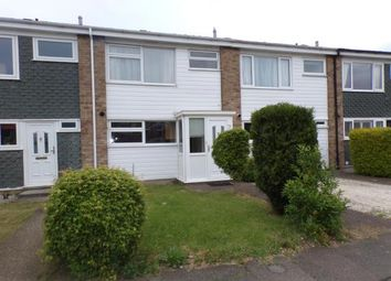 Thumbnail 3 bed terraced house for sale in Chapel Field, Great Barford, Bedford, Bedfordshire