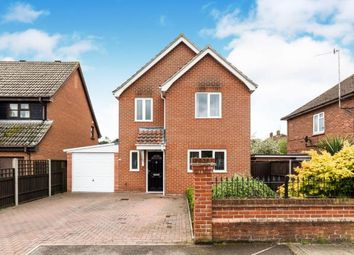 Thumbnail 4 bed detached house for sale in Saxmundham, Suffolk, .