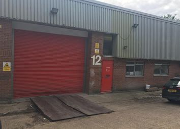 Thumbnail Light industrial to let in Unit 12, Howard Industrial Estate, Chilton Road, Chesham