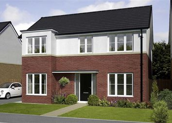 Thumbnail 4 bed detached house for sale in Bassington Manor, Cramlington