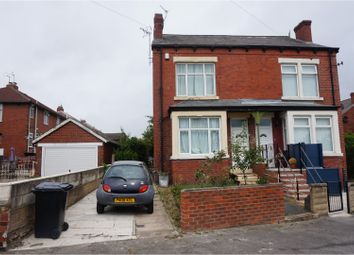 Thumbnail 4 bedroom semi-detached house for sale in Robb Street, Leeds