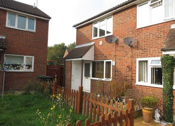 Thumbnail 2 bed semi-detached house for sale in Harbord Close, North Walsham
