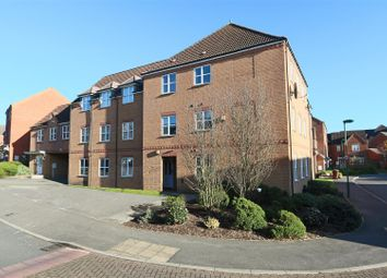 Thumbnail 2 bed flat for sale in Edmonstone Crescent, Bestwood, Nottingham