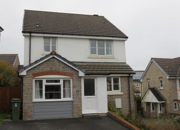 Thumbnail 3 bed detached house for sale in Retallick Meadows, St Austell, St. Austell