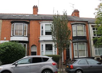 Thumbnail 2 bedroom terraced house for sale in Walton Street, Leicester