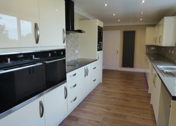 Thumbnail 4 bedroom detached house for sale in The Bank, Parson Drove, Wisbech