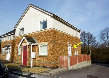 Thumbnail 2 bedroom flat to rent in Shakespeare Close, Milton, Stoke-On-Trent