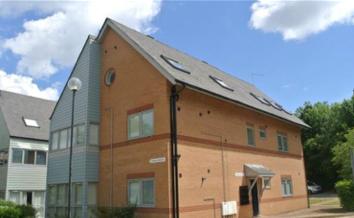 Thumbnail 1 bed flat to rent in Bretton Green, Bretton, Peterborough
