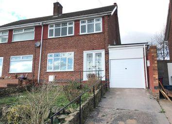 Thumbnail 3 bedroom semi-detached house to rent in Platt Street, Pinxton, Nottingham