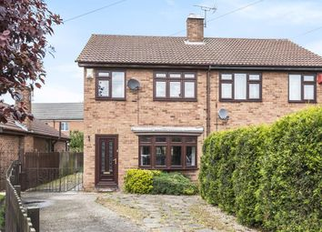 Thumbnail 3 bedroom semi-detached house for sale in Wentworth Close, Camblesforth, Selby