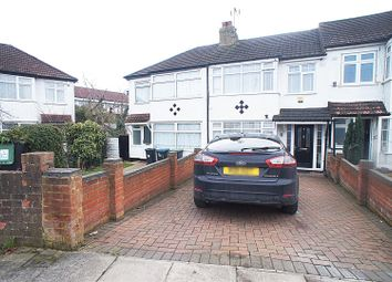 Thumbnail 3 bedroom terraced house for sale in The Loning, Enfield