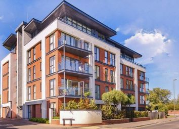 Thumbnail 2 bed flat for sale in Sycamore Avenue, Woking