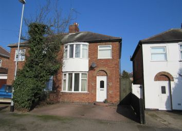 Thumbnail 3 bedroom semi-detached house for sale in Monica Road, Braunstone, Leicester