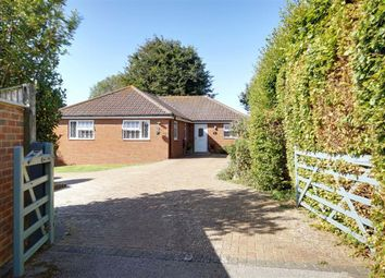 4 bed detached bungalow for sale in Hayling Rise, High Salvington, West Sussex BN13