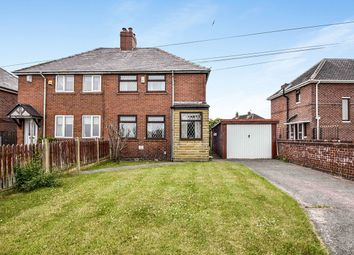 Thumbnail 2 bed semi-detached house for sale in Yews Lane, Kendray, Barnsley