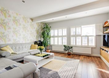Thumbnail 3 bed flat for sale in Southbury Road, Enfield