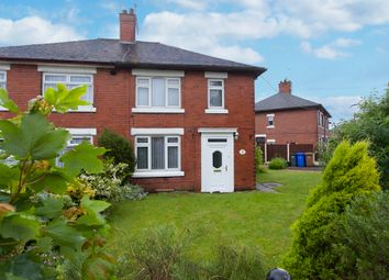 Thumbnail 3 bedroom semi-detached house for sale in Leacroft, Meir, Stoke-On-Trent