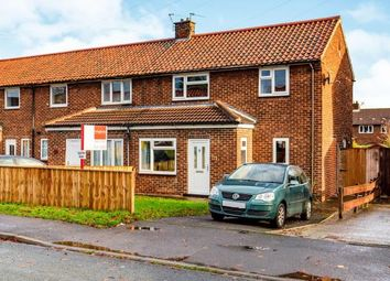 Thumbnail 2 bed semi-detached house for sale in Linden Road, Northallerton