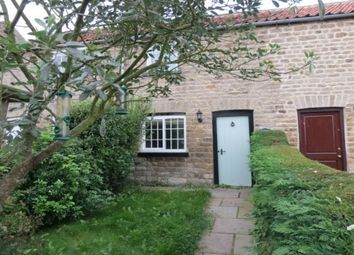 Thumbnail 2 bed terraced house to rent in Low Hutton, Huttons Ambo, York