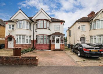 Thumbnail 3 bed semi-detached house for sale in Alveston Avenue, Harrow