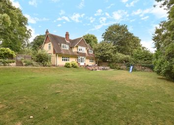 Thumbnail 6 bed detached house to rent in Earlscroft, Stratton Road, Winchester