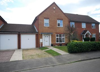 Thumbnail 3 bed link-detached house for sale in Jasmine Court, Spalding