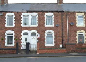 Thumbnail 3 bed terraced house to rent in South View, Annfield Plain, Stanley