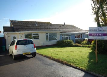 2 bed semi-detached bungalow for sale in Scandinavia Heights, Saundersfoot SA69