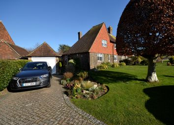 Thumbnail 3 bedroom semi-detached house for sale in Wenthill Close, East Dean, Eastbourne