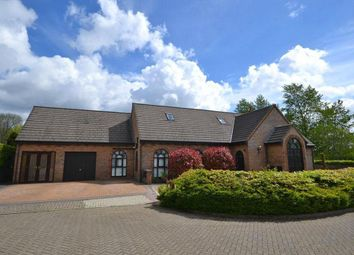 Thumbnail 4 bed detached house for sale in Bilbrook Lane, Furzton, Milton Keynes, Buckinghamshire