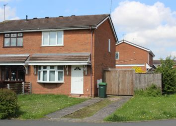 Thumbnail 3 bed semi-detached house for sale in Farmer Way, Tipton