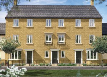 Thumbnail 3 bed property for sale in Bovis Homes, Kingsmere, Bicester
