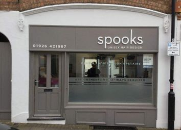 Thumbnail Retail premises for sale in Park Street, Leamington Spa
